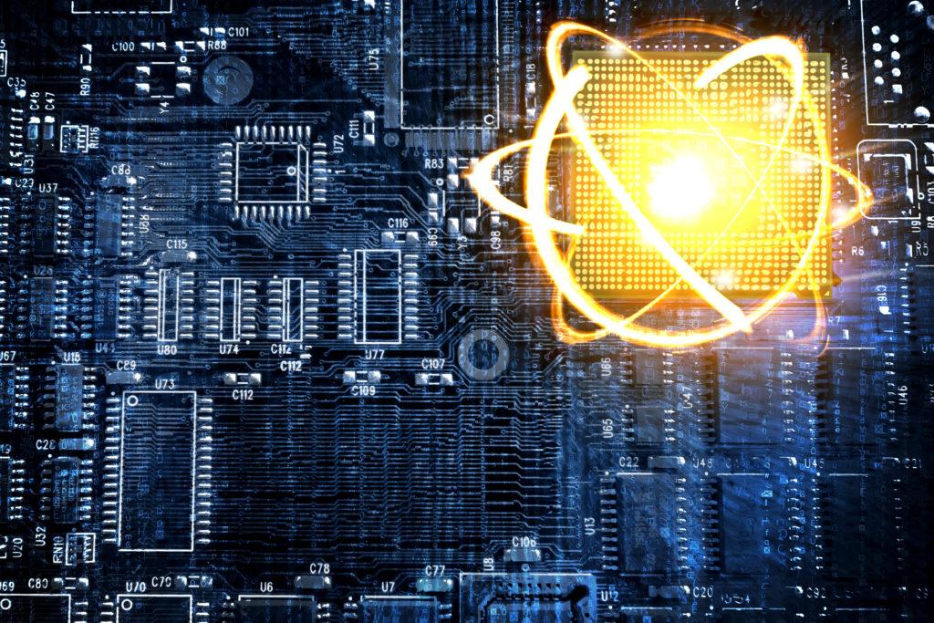 量子コンピューター