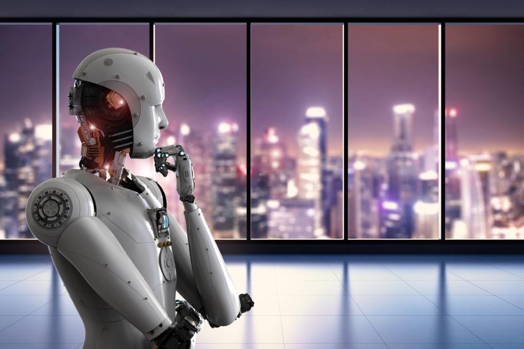 AI,ロボット