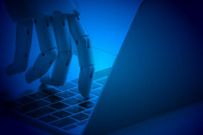 AI(人口知能) チャットボット chat bot