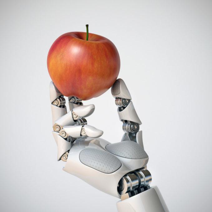 AI(人工知能) 食品