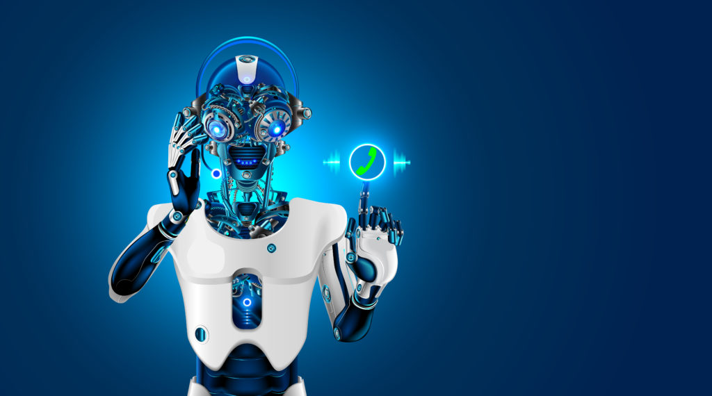 AI(人工知能) 電話