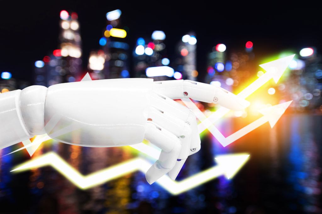 AI(人工知能)-電力