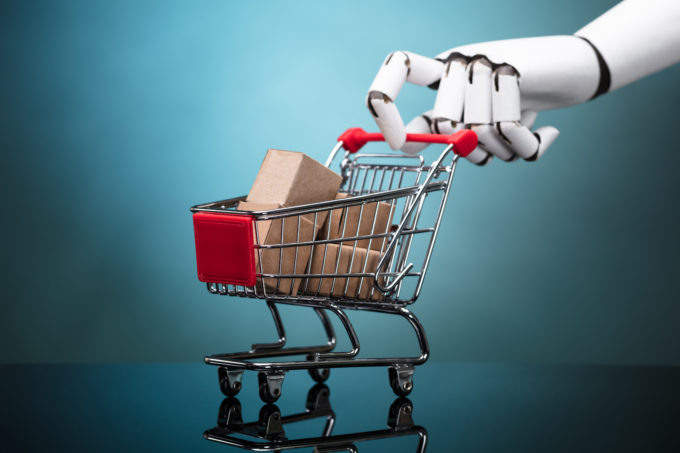 AI(人工知能)-小売店舗