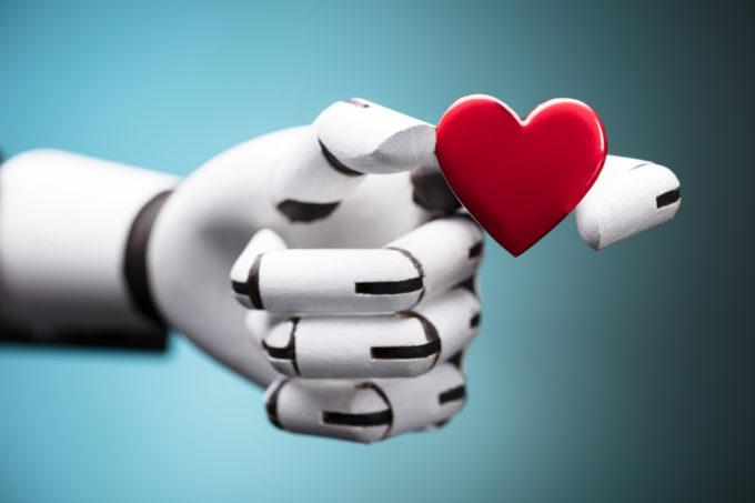 AI(人工知能)-感情認識