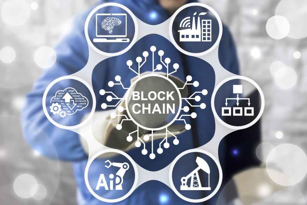 AI(人工知能)-ブロックチェーン