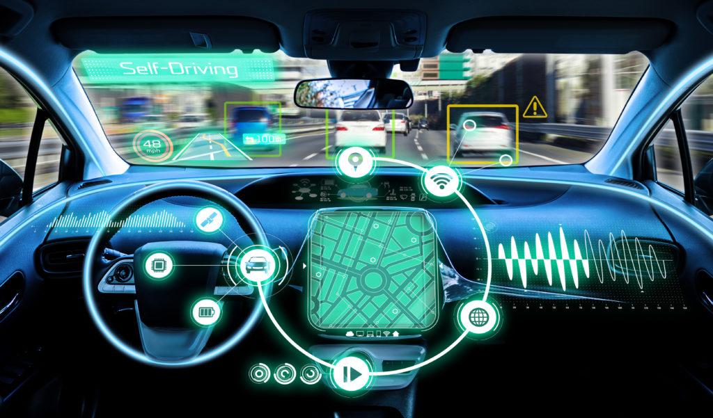 AI(人工知能)-自動運転