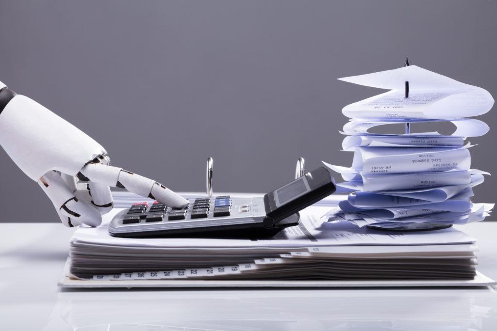 AI(人工知能)-税理士
