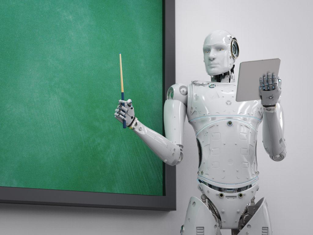 AI(人工知能)-英会話