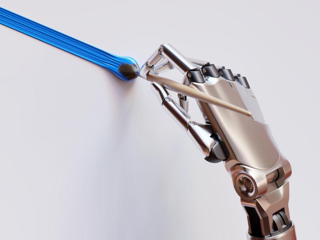 AI(人工知能)-芸術